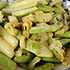 Courgettes chinoises