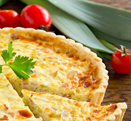 recette top-regime.com - Quiche light